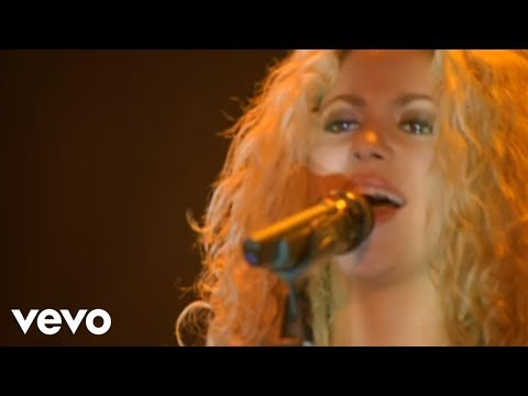 Shakira - Estoy Aquí (from Live & Off the Record)