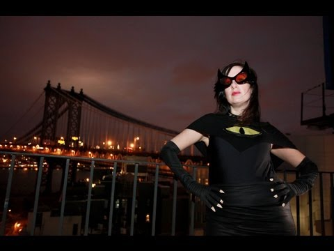 New York's Real Life Female Superhero