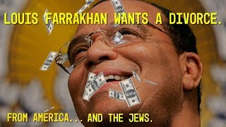 louis farrakhan urges muslims to divorce america not assimilate