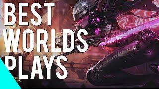 Worlds Best Plays 2015 | (League of Legends)