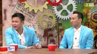 [Bản tin chém chuối] Tự Long - Thành Trung tấu hài 09-11-2013