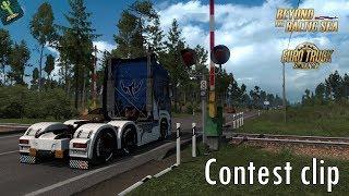 Beyond the Baltic Sea - contest cinematic clip  - Euro Truck Simulator 2