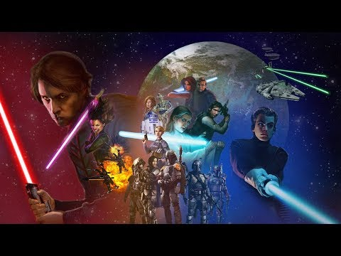 Star Wars: The Expanded Universe - The Force Awakens Mashup Trailer