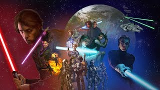 Star Wars The Expanded Universe Trailer (Force Awakens) FINISHED