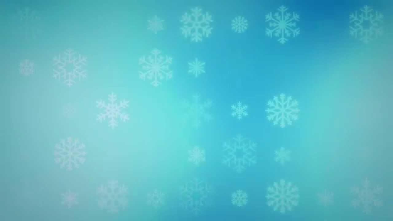 bright snowflakes - hd video background loop - youtube