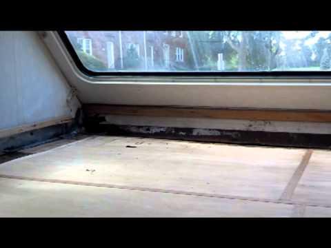 1994 Fleetwood Tioga Rv Overhead Bunk Repair Part 1