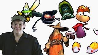 Mega Rayman (Rayman 3 Review) - Jradgex Segments