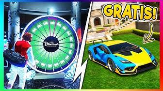 WICHTIGE ÄNDERUNGEN AM GLÜCKSRAD IN GTA ONLINE! R88, Deluxo & Pariah GRATIS!