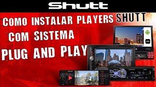 Como Instalar DVD Player e Central Multimídia Shutt com Sistema Plug And Play – Connect Parts