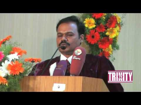 EASWARI ENGINEERING COLLEGE 16 th GRADUATION DAY TRINITY TV