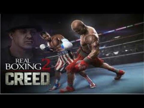 حلقة🔰181🔰تحميل لعبة الملاكمة Real Boxing 2 ROCKY مهكرة جاهزة نقود لاتنتهي!!🎮