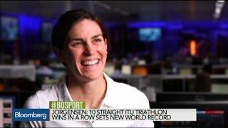 From Accountant to World Triathlon Champion
