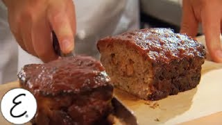 Hearty Chorizo Stuffed Meatloaf - Emeril Lagasse