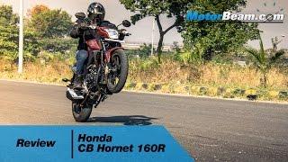 2016 honda cb hornet 160r review   motorbeam