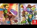 Hyrule Warriors Definitive Edition - Lohnt sich der Wechsel zur Switch?