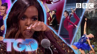 Ellie's emotional journey to the final | The Greatest Dancer - BBC
