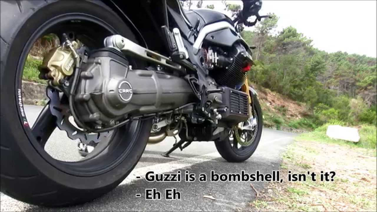 moto guzzi griso with ipothesys exhaust youtube. Black Bedroom Furniture Sets. Home Design Ideas
