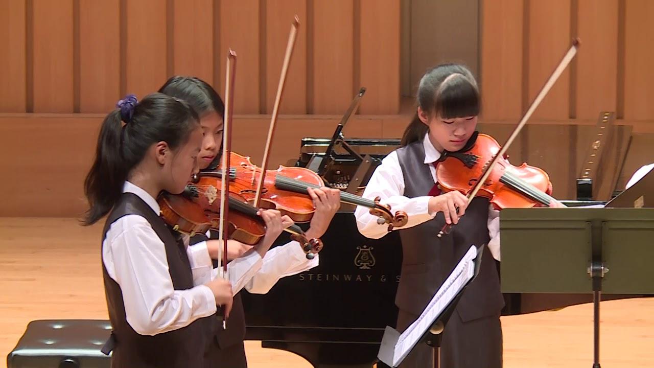 心之谷動畫主題曲:鄉村路Country Road - 士東弦樂團成果發表會2018 - YouTube