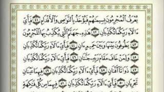 سورة الرحمن بصوت الشيخ ماهر المعيقلي