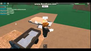 ROBLOX: How to get red wood part1