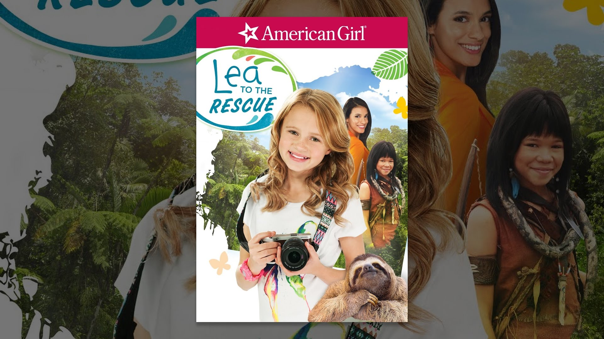 American Girl: Lea To The Rescue (DVD + UltraViolet) (DVD