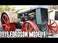 1919 Fordson Model F - The First Day