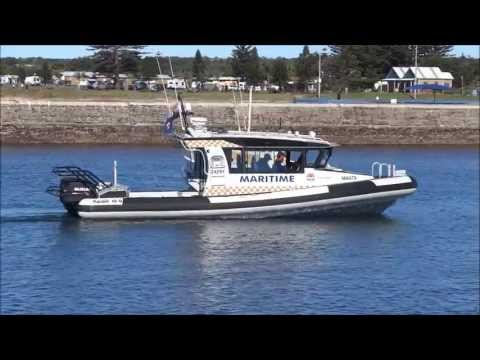 NSW Roads and Maritime Services Patrol Boat  24291