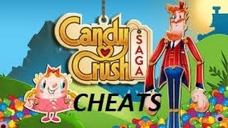 CANDY CRUSH SAGA CHEATS-TRUCCHI [INFINITE LIVES] *no root*