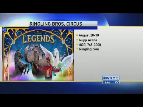 Ringling Brothers, Barnum & Bailey Circus