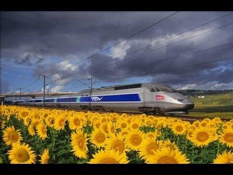 Trenes de Francia-Producciones Vicari.(Juan Franco Lazzarini)
