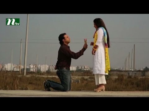 Bangla Telefilm Pushpo Tomar Opekkhay l Riaz, Nova l Drama & Telefilm