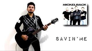 Savin' me - nickelback [guitar cover]