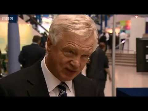 David Davis comments on the current changes within British politics