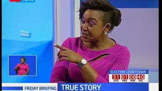 Friday Briefing: Shaffie Weru and Nick Odhiambo on 'True Story'; 15th Sept 2017