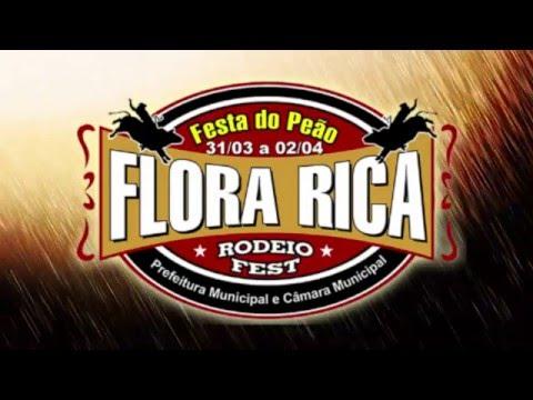 4º Flora Rica Rodeio Fest 2016