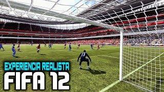 JAMÁS IMAGINASTE JUGAR ASÍ AL FIFA 12