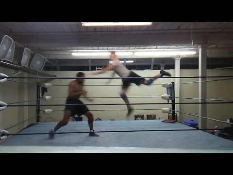 Pro Wrestling Training School - Greensboro, NC Clip Package #3