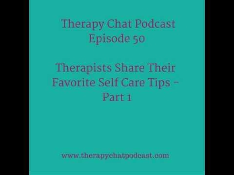 50: Therapists Share Their Favorite Self Care Tips