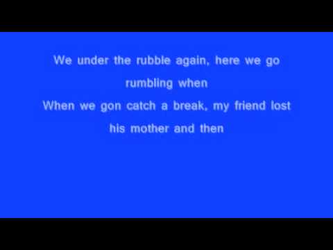 Haiti, Not Gonna leave you stranded(lyrics in video)