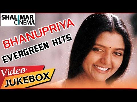 BhanuPriya Everegreen Hit Video Songs || Best Collections || Shalimarcinema