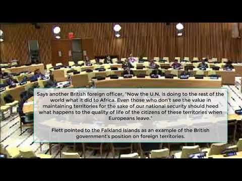 U.N. seeks to strip U.S., UK of territories