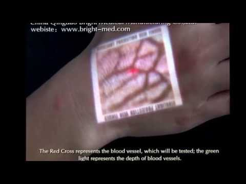 China Qingdao Bright Medical Manufacturing Co.,Ltd. -Vein Illuminator Pro(vein finder)