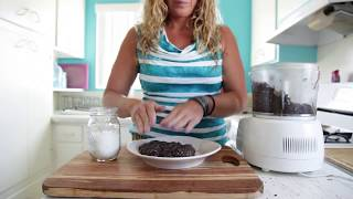 No-bake 'almond Joy' Chocolate Coconut Surfer Energy Bar - Waves N Craves