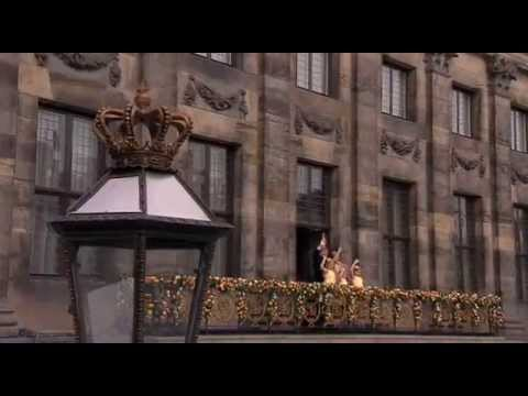 The Palace and Dam Square
