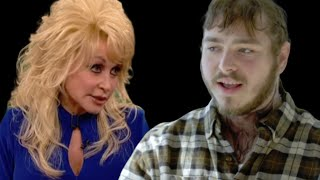 Dolly Parton Responds To Post Malone