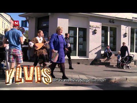 Ylvis - Norges statsminister Erna Solberg [English subtitles]