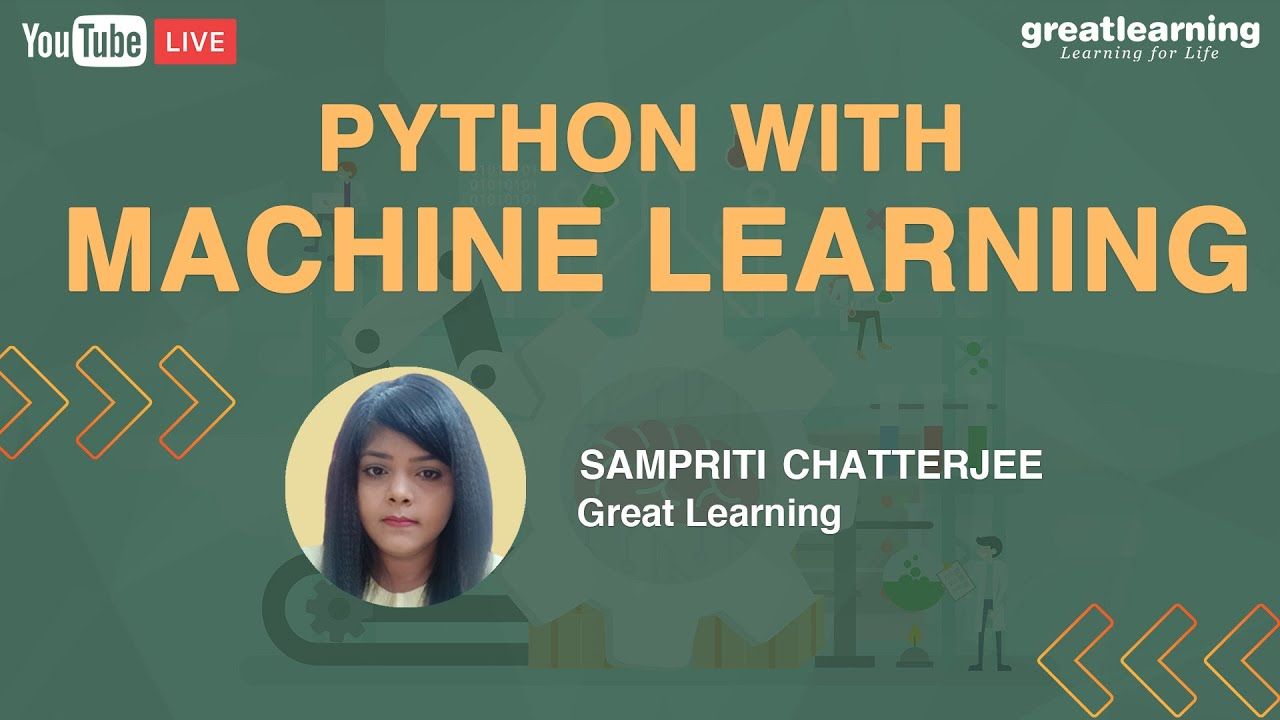Python for Machine Learning | Machine Learning with Python