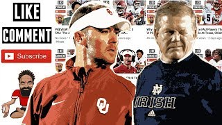 Oklahoma Has A Notre Dame Problem: College Football Playoff Scenarios And Predictions