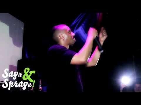 Klashnekoff Live | The Winchester Pub