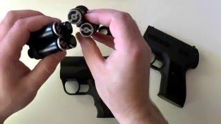 Сравнительный обзор пистолетов Премьер и Премьер-4.(Подробный сравнительный обзор аэрозольных пистолетов для самообороны Премьер и Премьер-4. Купить пистолет..., 2016-03-12T21:44:12.000Z)